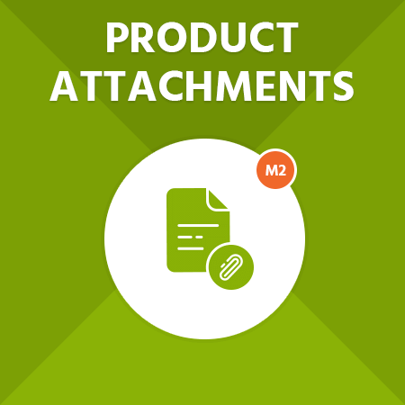Product Attachment Magento 2 Extension