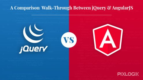 A Comparison Walk-through between jQuery and AngularJS