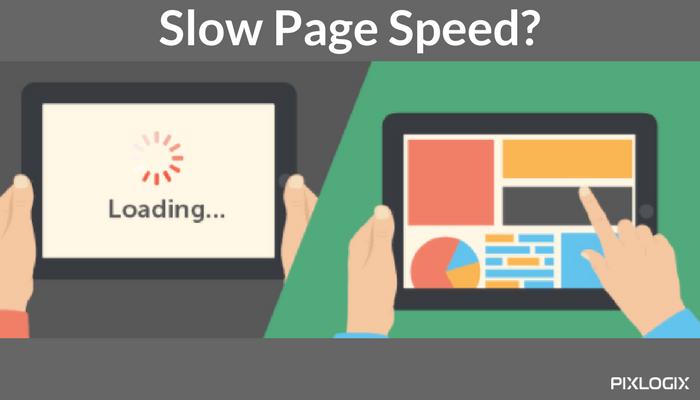 Webpage speed Optimizing