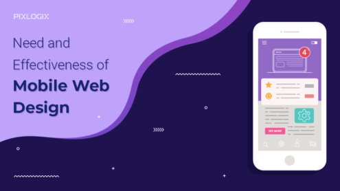Need and Effectiveness of Mobile Web Design