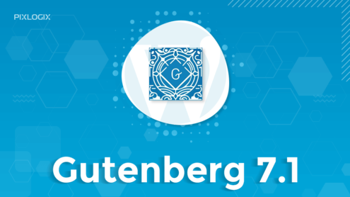 Gutenberg 7.1 – Refreshing Interface, Table Captions, And a Lot More
