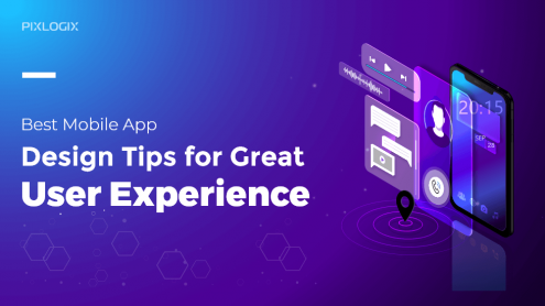 Best mobile app design tips for great user experience