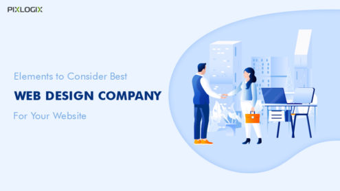 Elements to consider best web design company for your website