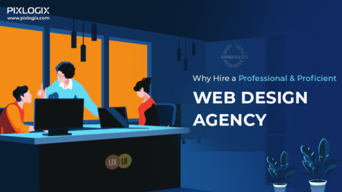 Why Hire a Professional and Proficient Web Design Agency