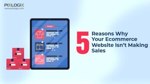 5 reasons why your eCommerce website isn't making sales