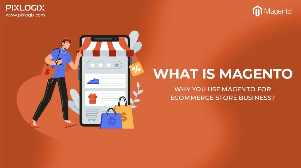What is magento and why you use magento for ecommerce store business