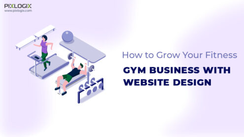How to Grow Your Fitness Gym Business with Website Design