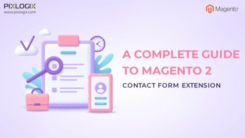 Magento 2 contact form extension – A complete custom form builder for ecommerce website
