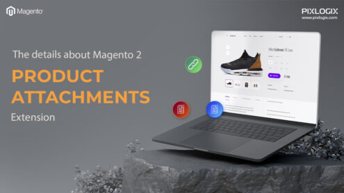 The secret of magento 2 product attachments extension